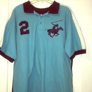 💥FINL SALE💥Beverly Hills Polo Club Shirt